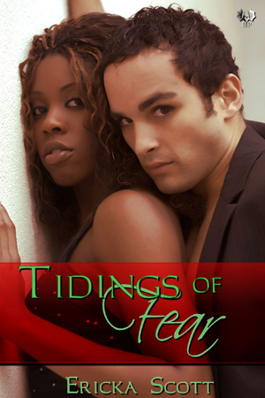 Cover Art for Tidings of Fear