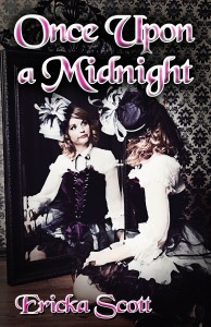 Cover for Once Upon a Midnight - designed by Linda Houle