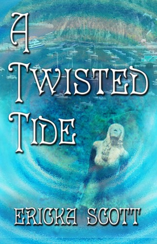 Cover for A Twisted Tide designed by Linda Houle